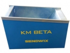 Novinka KM Beta – dávkovač lepidla s posuvným hradítkem
