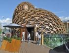 Role dřeva na světové výstavě EXPO 2015 – 1. část