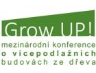 Grow UP – mezinárodní konference o vícepodlažních budovách ze dřeva