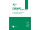 Standardy pro navrhování, provádění a údržbu vegetační souvrství zelených střech