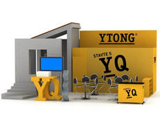 Ytong představí na veletrhu FOR PASIV vlastní řešení pro pasivní domy