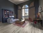 Decentně rustikální dekory dřevěných podlah Kährs Domani