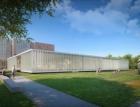 Dostavbě knihovně v Budějovicích dá podobu ateliér Kuba a Pilař