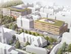 Kampus Albertov se bude stavět podle návrhu ateliéru Znamení čtyř – architekti