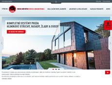 Prefa Alu má nový web