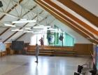 Poruchy nové šikmé střechy základní školy