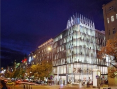 Úřad vydal pro nový dům na Václavském náměstí územní rozhodnutí