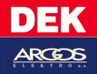 Skupina DEK koupila firmu Argos Elektro