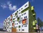 Proměna staré školy na nové byty