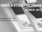 Konference Okna a stínicí technika