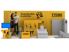Ytong na stavebním veletrhu 2017 v Brně – poradenství, praktické ukázky i prodejní akce
