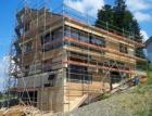 Dřevěný rodinný dům sprázdninovými byty vSulzbergu