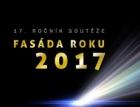Soutěž Fasáda roku 2017 – výsledky