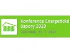 Konference Energetické úspory 2020