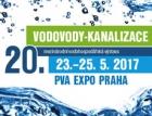 Blíží se mezinárodní vodohospodářská výstava Vodovody – kanalizace