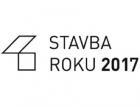 Uzávěrka přihlášek soutěže Stavba roku je 31. května 2017