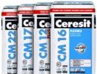 Nová technologie Fibre Force ve vybraných lepidlech Ceresit