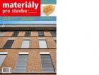 Materiály pro stavbu 4/2017