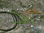 Trojkoalice vypracuje alternativní vedení trasy vnitřního pražského okruhu