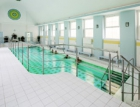 Vnitřní bazény nejstaršího léčebného domu v lázních Bojnice byly obloženy obklady RAKO
