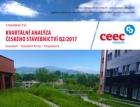 Kvartální analýza českého stavebnictví Q2/2017
