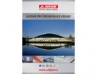 Vyšel katalog Satjam pro průmyslové stavby
