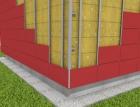 Rockwool vylepšil tepelné vlastnosti izolační desky pro provětrávané fasády