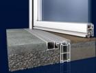 Easystep – nový bezbariérový práh pro balkonové a domovní dveře s profily Inoutic Eforte