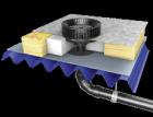 Odvodňovací systémy pro zelené střechy