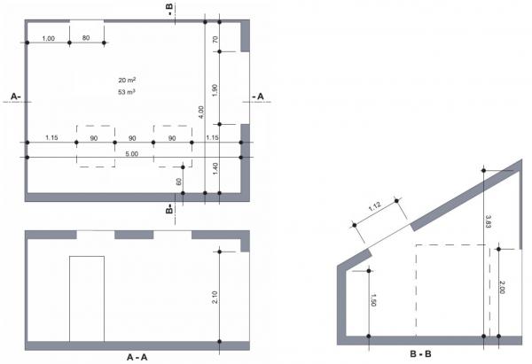 Obr. 2: Použitý modelový příklad