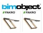 FAKRO spolupracuje s portálem BIMobject.com