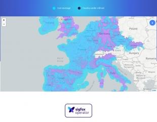 Internet věcí v podobě sítě Sigfox otevírá nové možnosti vzdálené správy rekuperačních jednotek