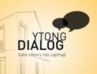 Pozvánka na konferenci Ytong Dialog 2017
