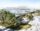 Architektonickou soutěž na novou halu Kongresového centra Praha vyhrála španělská kancelář OCA