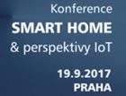 Konference Smart Home & perspektivy IoT se blíží. Na účastníky čekají ve slosování atraktivní ceny!