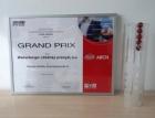 Projekt e4 cihlový dům budoucnosti získal Grand Prix v soutěži o nejlepší projekt/exponát veletrhu For Arch