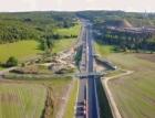 Na Příbramsku se otevírá nový úsek D4, odvede dopravu z Dubence