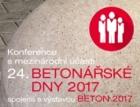 Betonářské dny 2017