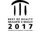 Soutěž Best of Realty – Nejlepší z realit 2017 – nominace