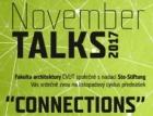 Cyklus přednášek November Talks na FA ČVUT