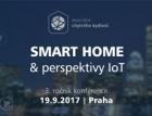 Konference Smart Home naplnila sál v Praze