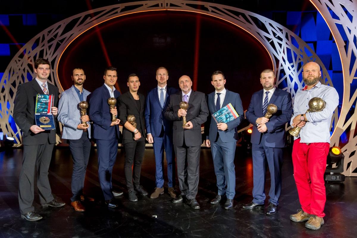 Vítězové 9. ročníku E.ON Energy Globe