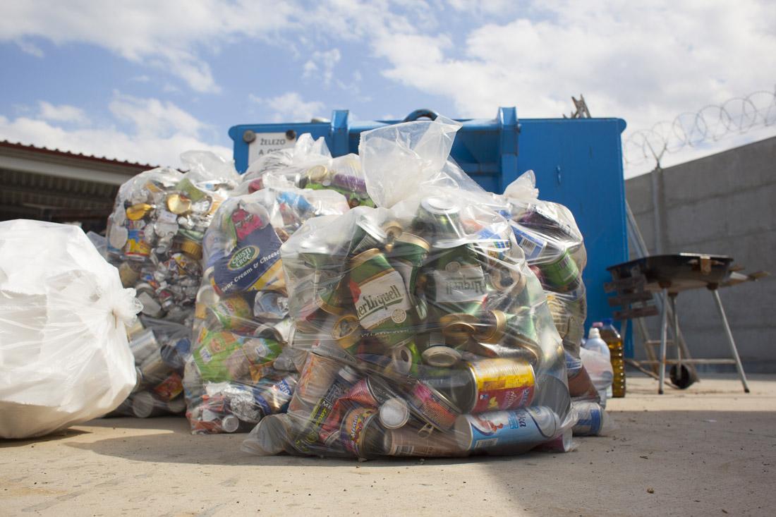 Inteligentní systém nakládání s odpady