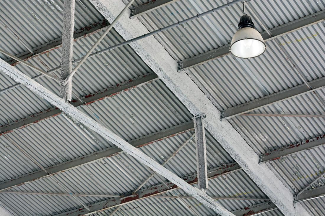 Jednou z první aplikací protipožární omítky SIBATERM® Outdoor se stala skladová hala v obci Vílanec nedaleko Jihlavy