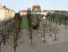 Praha 3 připravuje úpravy náměstí Jiřího z Poděbrad