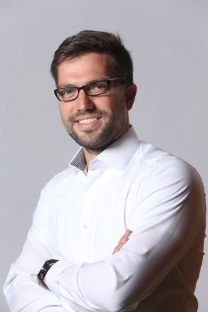 Ing. Jakub Moc, marketingový ředitel společnosti Baumit