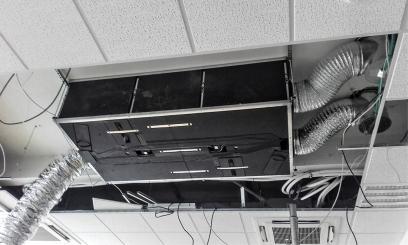 Díky nízké váze jednotky vyžadovala instalace minimální nároky na počet montérů i předchozí přípravu