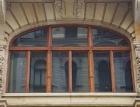 Úpravy původních oken modernizovaných historických budov a zachování jejich autenticity