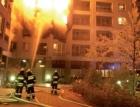 """Hořlavý materiál na fasádě dodává požáru """"palivo"""" navíc"""