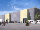 Prague Studios zahájila výstavbu dvou nových filmových ateliérů